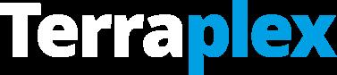 terraplex-white-logo